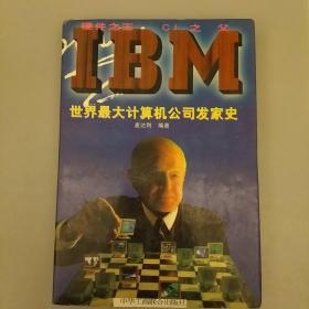 硬件之王CI之父—IBM:世界最大计算机公司发家史      未翻阅正版  2020.12.27