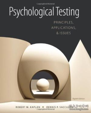 PsychologicalTesting:Principles,Applications,andIssues