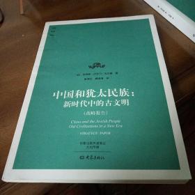 中国和犹太民族:新时代中的古文明 : 战略报告