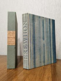 肯特签名《Erewhon》1934 限量精装Aldous Huxley赫胥黎前言 经典版本