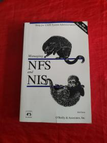Help for UNIX System Administrators :Managing NFS and NIS(英文原版 )书内有划线!