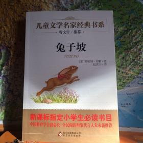 曹文轩推荐儿童文学经典书系 兔子坡