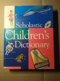 SCHOLASTIC CHILDREN'S DICIONARY