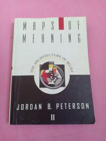 Maps of Meaning:The Architecture of Belief