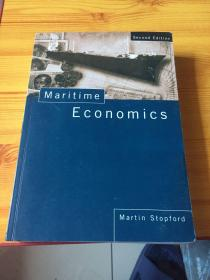 Maritime Economics Second Edition