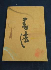 书法家江南书法册页一本 整本