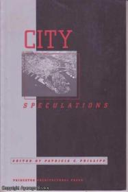 City Speculations