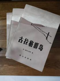 古拉格群岛:1981-1956.文艺性调查初探(全三册)