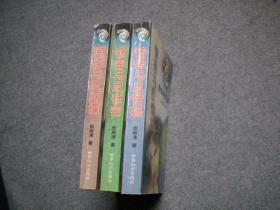 特殊的较量(3册合售)  窃密与反窃密  情报与反情报 间谍与反间谍 【库存书,自然旧】