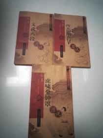 武功秘笈丛书(三册)