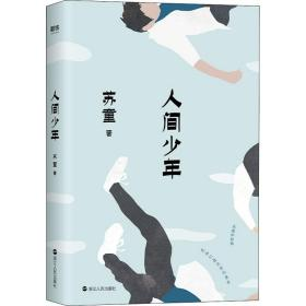 人间少年 中国现当代文学 苏童 新华正版