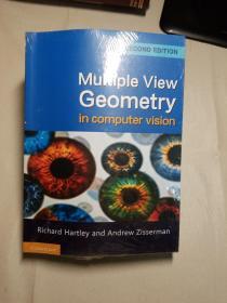 Multiple View Geometry in Computer Vision(计算机视觉中的多视图几何)