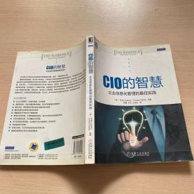 CIO的智慧:企业信息化管理的最佳实践(少许下划线不影响阅读)