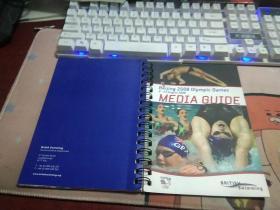 BEIJING2008 OLYMPIC GAMES MEDIA GUIDE J2563