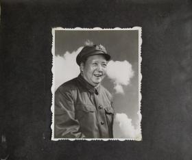 毛主席 老照片