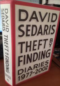 Theft by Finding  DIARIES1977-2002(看图)