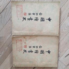 中國繪畫史(上下冊)