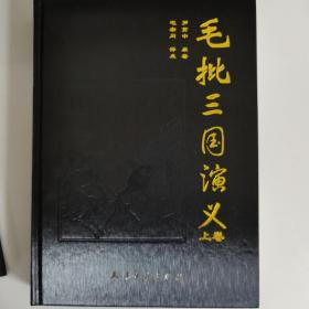 毛批三国演义(全二卷)