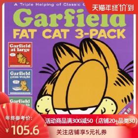 Garfield Fat Cat 3-Pack[加菲猫肥猫,第1卷]