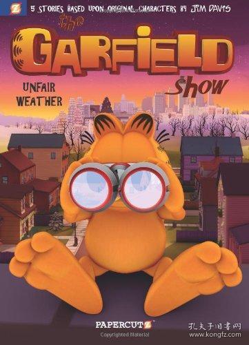GarfieldShow#1:UnfairWeather
