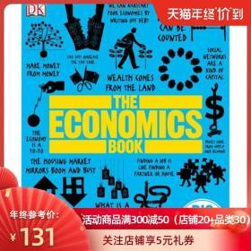 The Economics Book (DK General Knowledge) 经济学