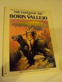 Fantastic Art of Boris Vallejo