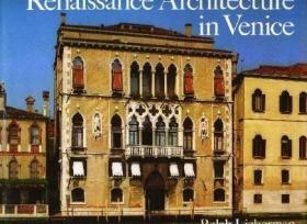 Renaissance Architecture in Venice 1450-1540