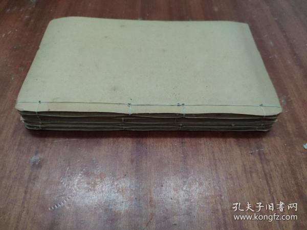 729千镇百镇桃花镇,有修补,品相一般,介意者慎拍,一套四厚册全!