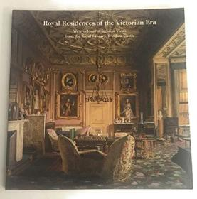 Royal Residences of the Victorian Era : Watercolours of Interior Views from the Royal Library, Winds