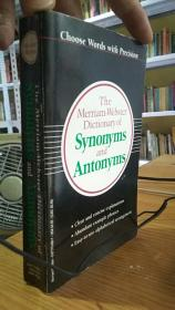 The Merriam-Webster Dictionary of Synonyms and Antonyms 韦氏同义词反义词词典 - 学习英语的好助手