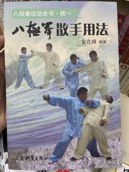 八极拳散手用法