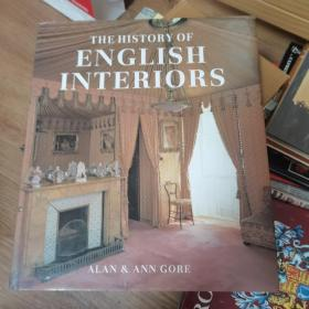The History of English Interiors     m