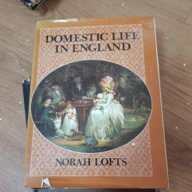 Domestic Life in England    m