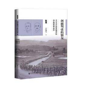 启微·剑拔弩张的盟友:太平洋战争期间的中美军事合作