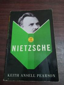 英文原版  How To Read Nietzsche