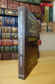 康德 判断力批判 The Critique of Judgement