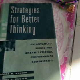StrateqieS for Better Thinking