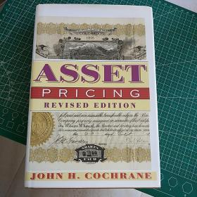 Asset Pricing(资产定价)英文原版精装
