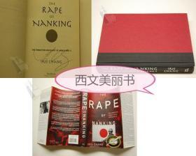 【包邮】【签名本,张纯如签名】The Rape of Nanking: The Forgotten Holocaust of World War II 张纯如《南京大屠杀:被遗忘的二战浩劫》,1997年精装