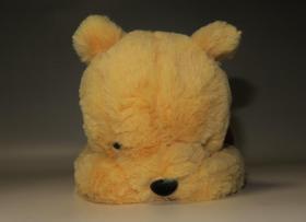 东京迪斯尼限定非卖品!复古款维尼熊