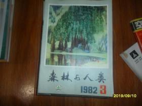 森林与人类1982/3