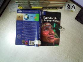 ECUADOR THE GALAPAGOS ISLANDS 厄瓜多尔加拉帕戈斯群岛 32开  02
