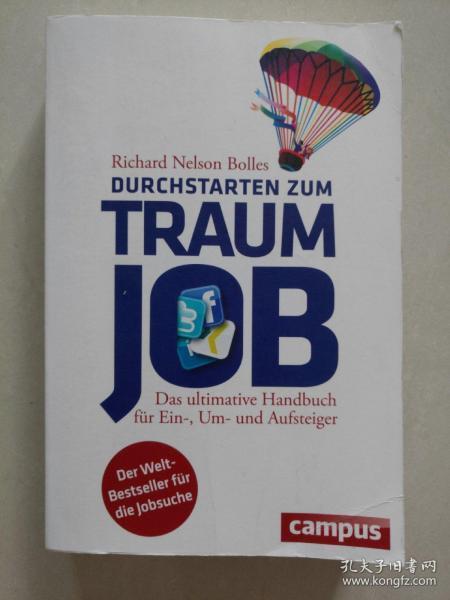 durchstarten zum traum job