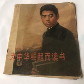 为中华崛起而读书~连环画