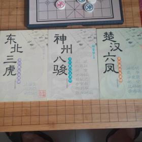 象棋书  当代象坛龙虎榜