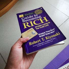 Guide to Becoming Rich Without Cutting up Your Credit Cards
