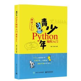 青少年Python编程入门——图解Python