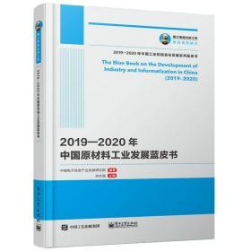 国之重器出版工程2019-2020年中国原材料工业发展蓝皮书
