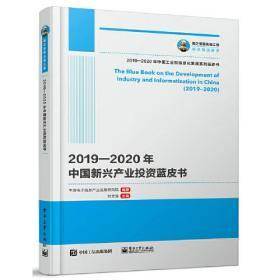 国之重器出版工程 2019—2020年中国新兴产业投资蓝皮书