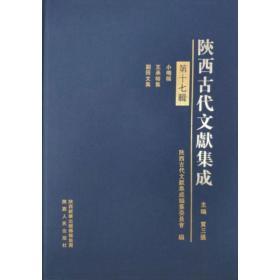 陕西古代文献集成(第17辑)